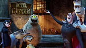 'Hotel Transylvania' Has Record-Breaking Debut