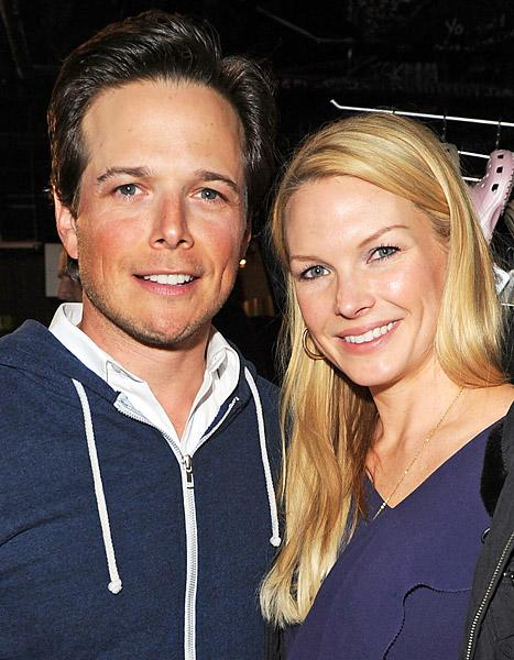 Scott Wolf, Wife Kelley Expecting!