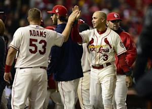 MLB: World Series-Boston Red Sox at St. Louis Cardinals