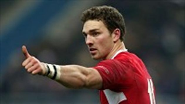 George North has been linked with a move to Northampton