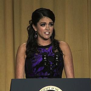 """Saturday Night Live"" star Cecily Strong's best political zingers at nerd prom"