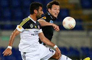 Lazio 1-1 Fenerbahce (Agg 1-3): Turkish side seals progression to final four
