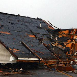 Tornado outbreak: Homes damaged in 12 Ind. counties
