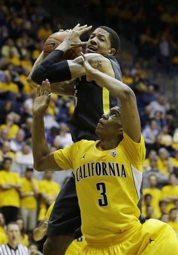 Cal hands No. 10 Oregon second straight loss