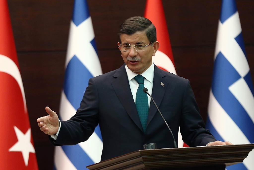Turkey PM to attend summit with EU leaders on November 29: official