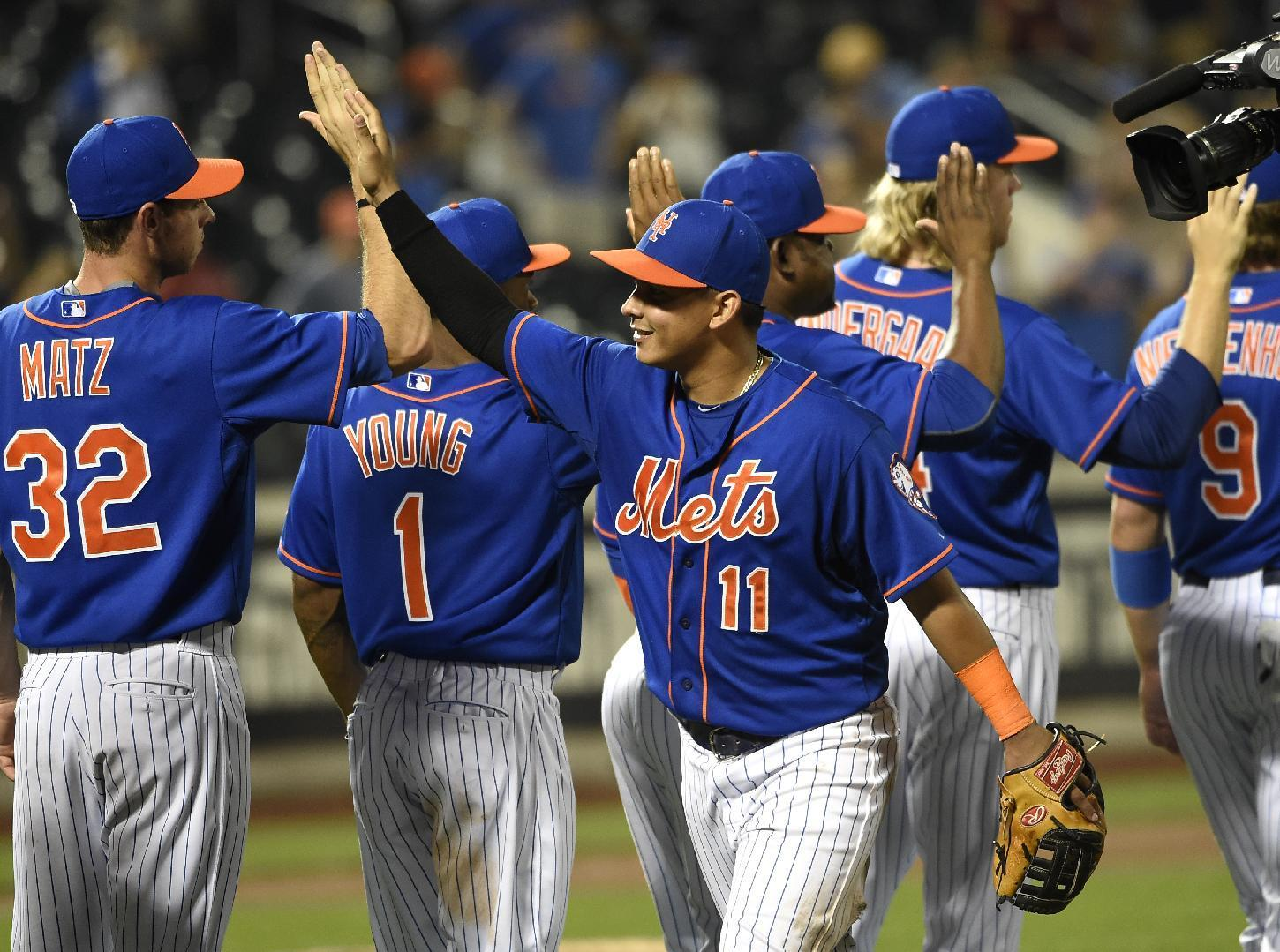 Summer makeover has 1st-place Mets primed for playoff run