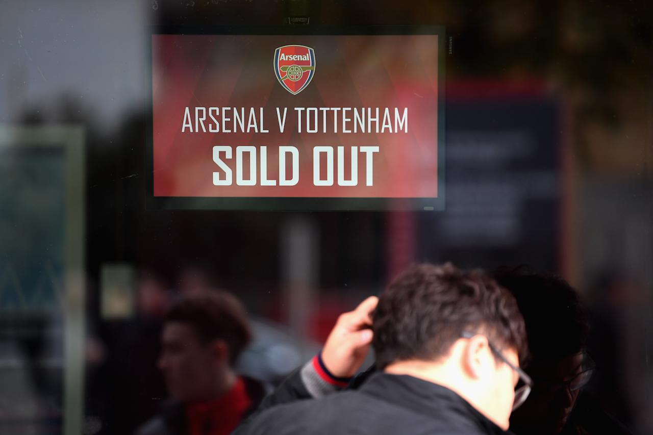 <p>It's the hottest ticket town in town…</p>