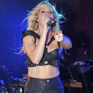 'I Have Nothing Against Being Sexy': Ellie Goulding Slams Female Singers For 'Dressing Like Skanks'