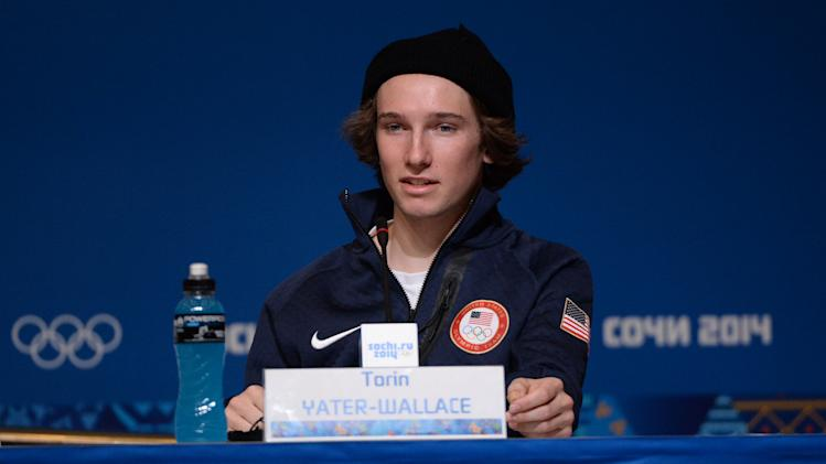 Olympics: Freestyle Skiing-USA Halfpipe Press Conference