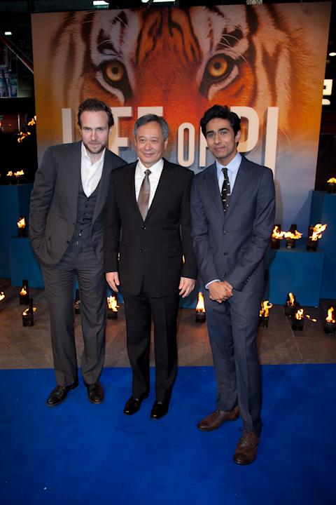 Life of Pi UK premiere