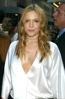 Agnes Bruckner at the New York premiere of Warner Brothers' Murder By Numbers