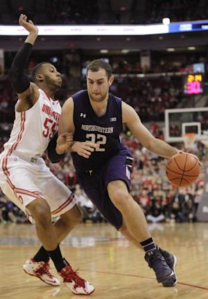 Ross tossed but No. 24 OSU tops Northwestern 76-60