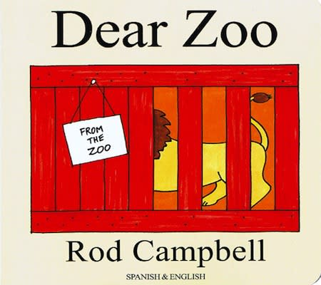 Deer Zoo by Rod Campbell