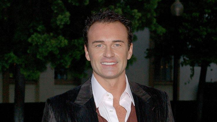 "Julian McMahon at the season four premiere screening pf ""Nip/Tuck"" at Paramount Studios in Hollywood, California."