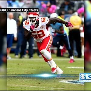 Kansas City Chiefs Linebacker Leads Rush To Replace Stolen Mission Solano Turkeys