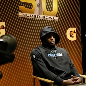 Panthers QB Cam Newton admits he's a sore loser