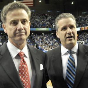 Rick Pitino Talks Rivalry With John Calipari