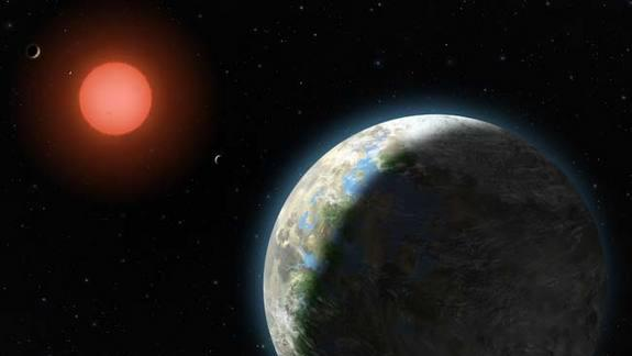 Search Is On for 'Eyeball Earth' Alien Planets
