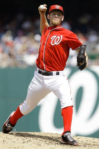 Desmond lifts Nats to 3-2 win in 10th vs Marlins