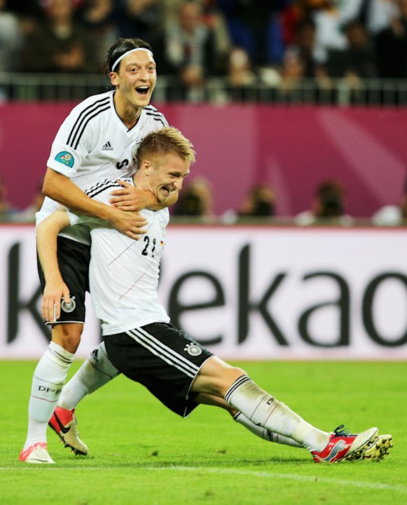 Germany v Greece - UEFA EURO …