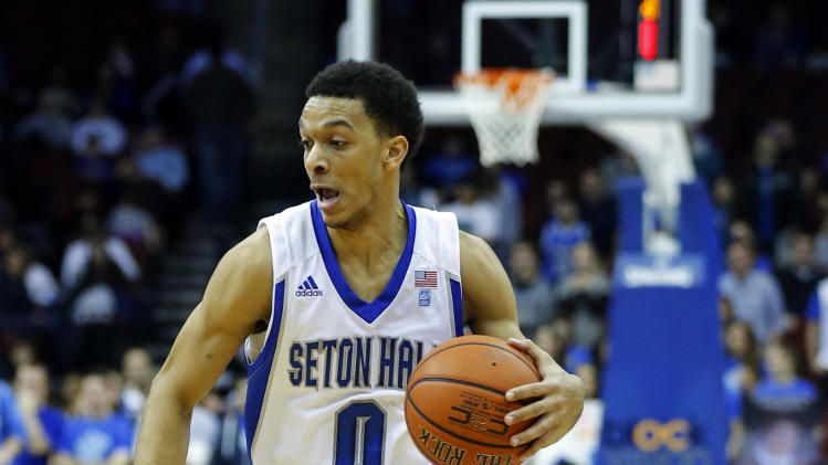 NCAA Basketball: Cincinnati at Seton Hall
