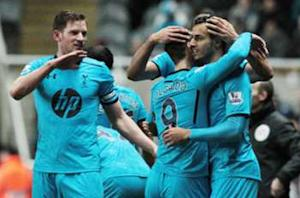 Spurs boss Sherwood backs Chadli to continue form after Newcastle goal