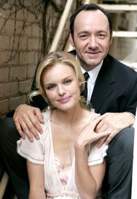 Kate Bosworth and Kevin Spacey