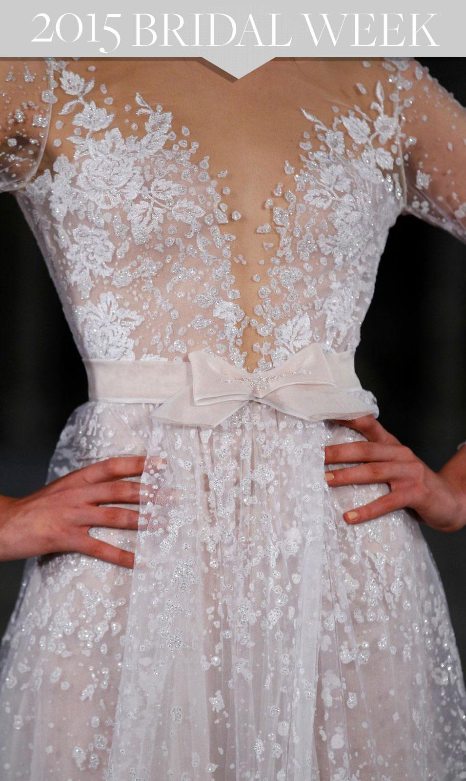 The Best Looks From Bridal Fashion Weekend