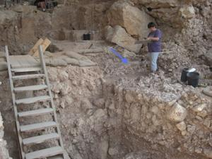 300,000-Year-Old Caveman 'Campfire' Found in Israel