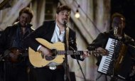 Grammy Wins For Mumford & Sons And Adele