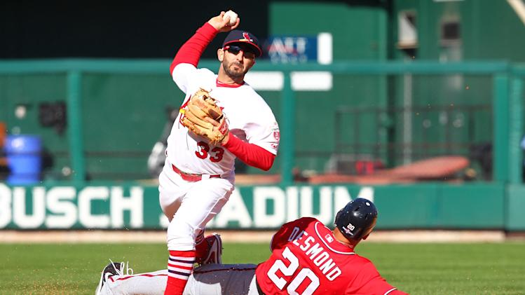 4th Division Series - Washington Nationals v St Louis Cardinals - Game One