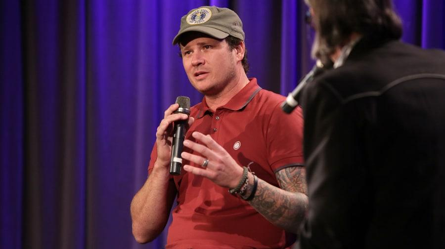 Tom DeLonge on Podesta Emails: 'Wikileaks Messed Some Important Stuff Up'