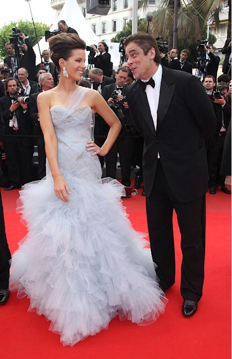 63rd Annual Cannes Film Festival 2010 Kate Beckinsale Benicio Del Toro