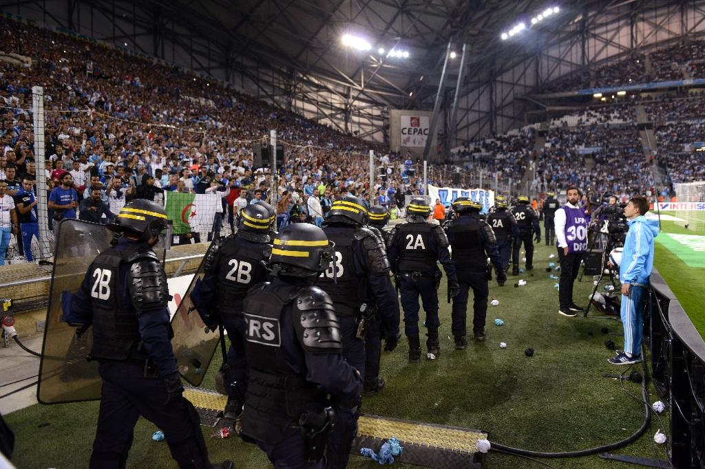 Three more Marseille fans given prison sentences