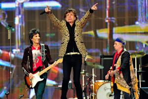 Rolling Stones Release Hyde Park Shows as Live Album