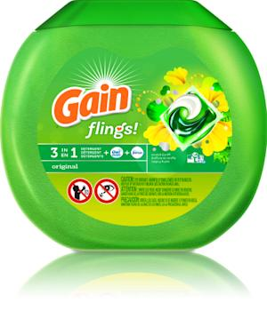 Gain Unveils New Single-Use Laundry Pac with Groundbreaking Study Proving Emotional Link Between Gain Scent and Music