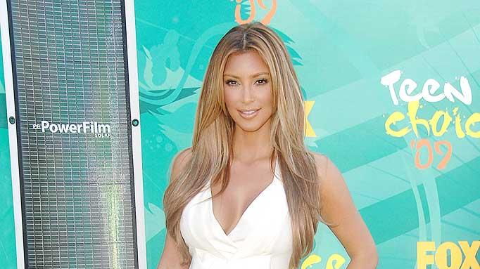 Kardashian Kim Teen Choice Aw