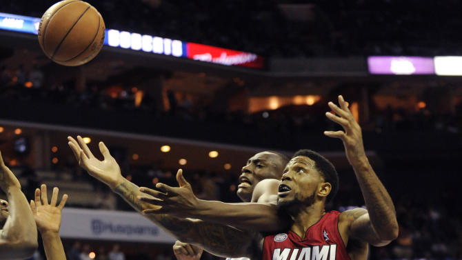 NBA: Miami Heat at Charlotte Bobcats