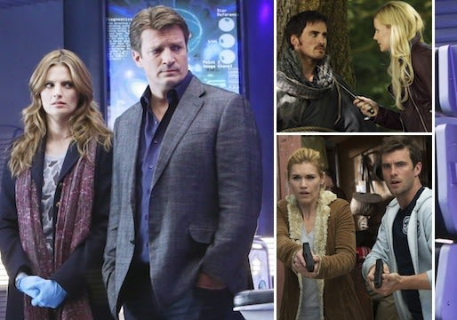 Matt's Inside Line: Scoop on Castle, Once Upon a Time, Nashville, CSI: NY, Haven, Dallas and More!
