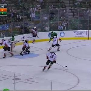Frederik Andersen Save on Erik Cole (11:57/1st)