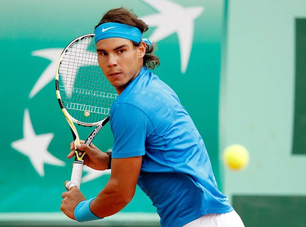 Rafael Nadal French Opn