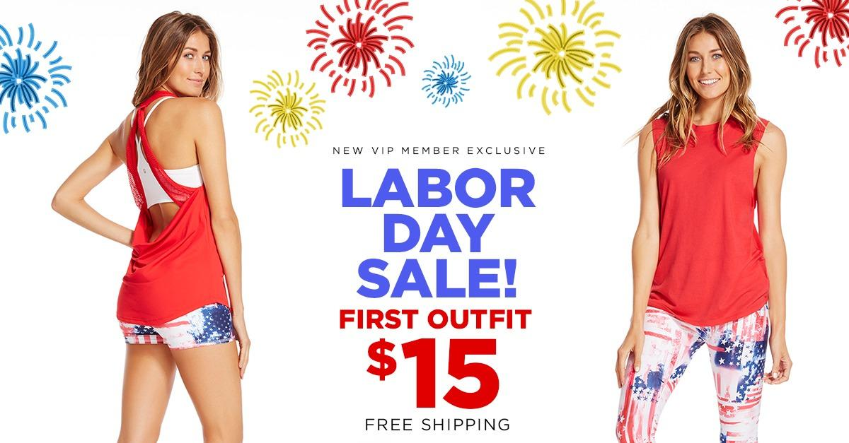 Work Hard Play Hard Get Your First Outfit For $15