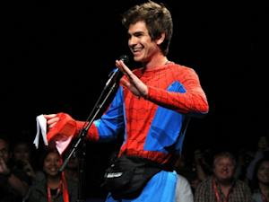 Comic-Con 2011: 'The Amazing Spider-Man' Panel -- Getty Images