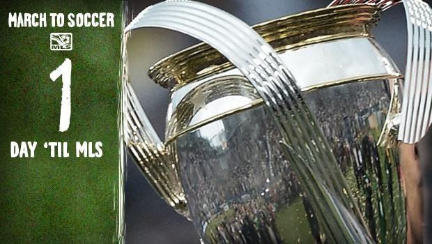 1 Day 'til MLS: Who's your pick to win MLS Cup?