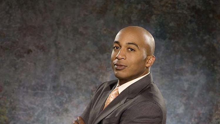 James Lesure stars as Mike Cannon on Las Vegas.