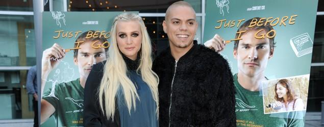 Ashlee Simpson, Evan Ross welcome baby