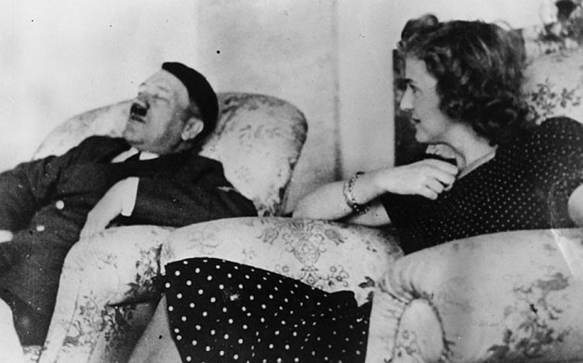 What it was like in the bunker Hitler died in 71 years ago