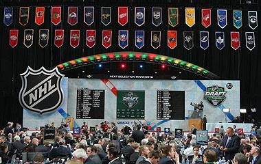 Good timing for four NHL divisions