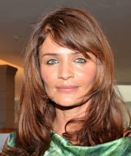 Helena Christensen defends Kim Kardashian over weight gain comments