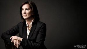 CinemaCon: Kathleen Kennedy Honored With Pioneer of the Year Award